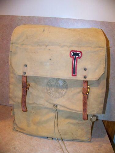 Vintage Boy Scout Yucca Pack