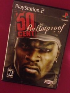 50 Cent: Bullet Proof