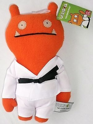 "UGLYDOLL TAE KWON WAGE 11"" Stuffed Toy Plushie Gund Ugly Doll Animal  NEW"