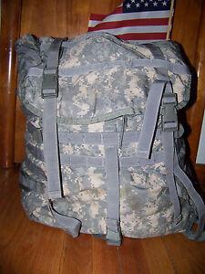 Rucksack-Backpack-Knapsack-Camping-Survival-Bugout-USGI-Military-MOLLE-II