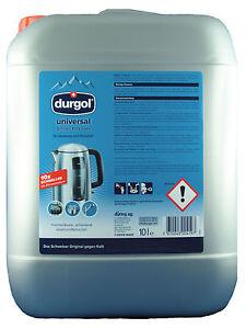 DURGOL®  Universal Express  Entkalker 10  Liter
