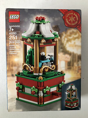 Lego Christmas Carousel (40293)