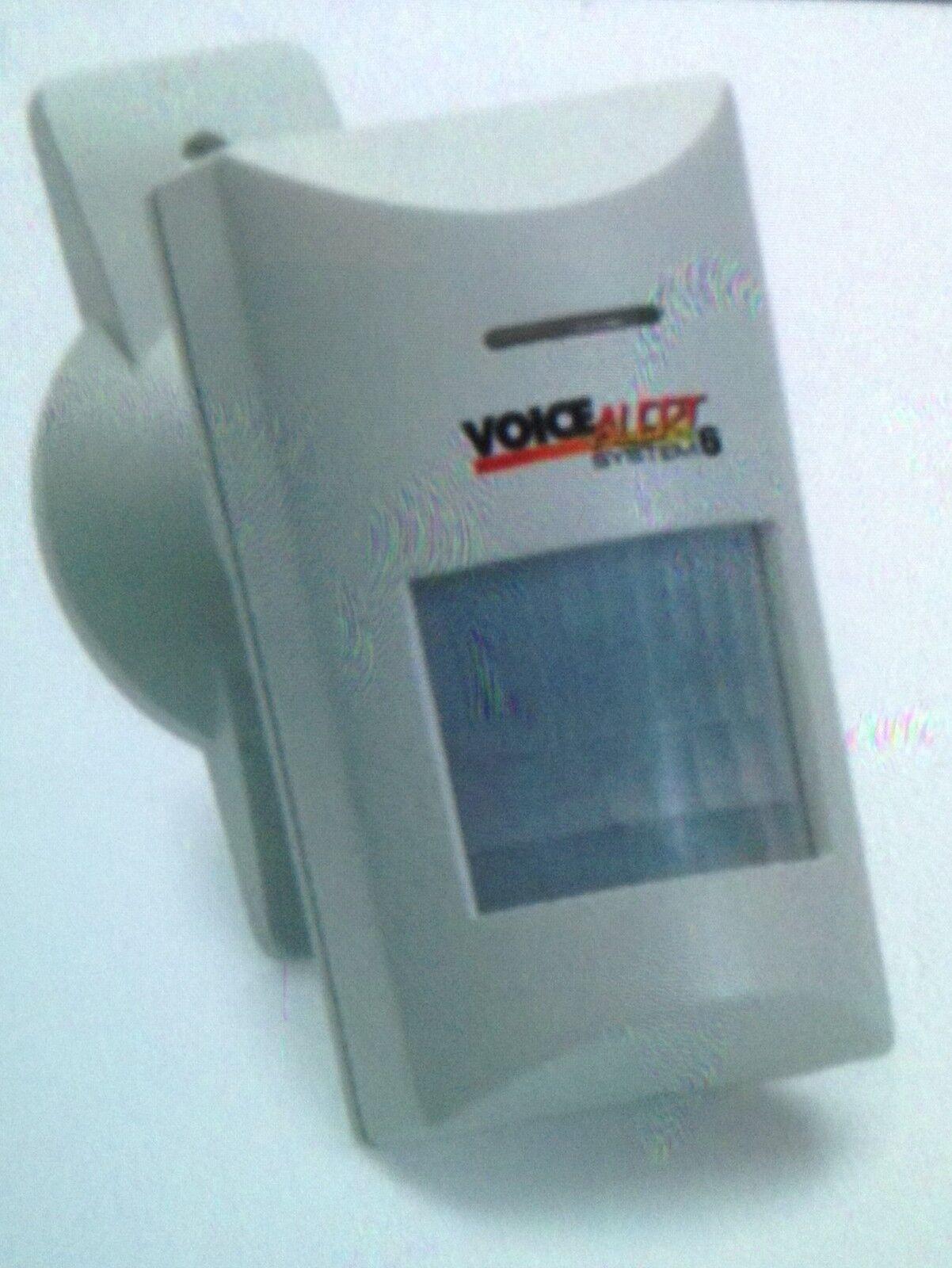 Голосовой детектор движения