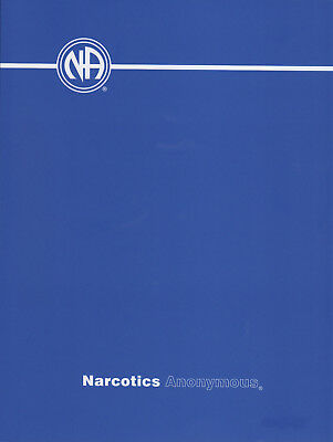 Narcotics Anonymous paperback book FREE SHIPPING drug addiction treatment (Drug Treatment)