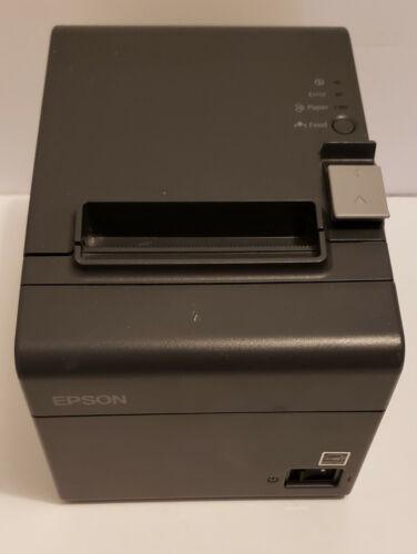 Epson TM-T20II USB Receipt Printer - Grey