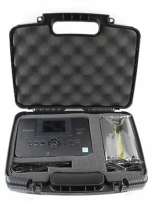 XPACK Portable Travel Hard Case for Selphy Printer CP1200,