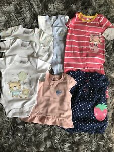 BNWT & BNWOT - baby girl clothes 3-6 months