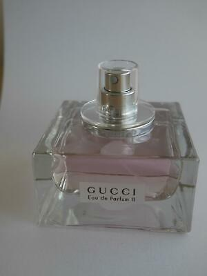 GUCCI Gucci II Eau de Pafum 75ml ** Gucci Eau de Parfum II 75ml New