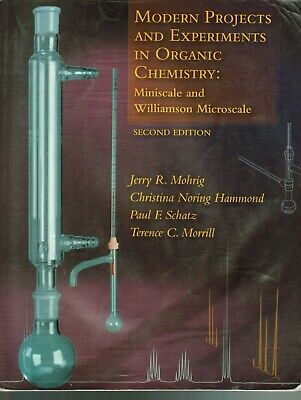 Modern Projects and Experiments in Organic Chemistry : Miniscale and Williamson