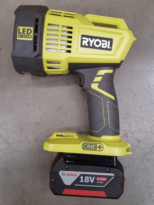 Dewalt 18v 20v battery ADAPTER to Ryobi One+ tool range 18v