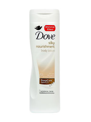 dove silky nourishment body lotion deepcare shimmering glowing