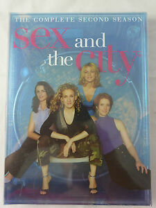 Sex-and-the-City-The-Complete-2nd-Season-DVD-2001-3-Disc-Set-Parker ...: http://www.ebay.com/itm/Sex-and-the-City-The-Complete-2nd-Season-DVD-2001-3-Disc-Set-Parker-Davis-245-/171035346898