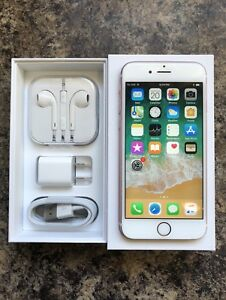 Unlocked iPhone 6s 16GB with Box, Accessories & Case