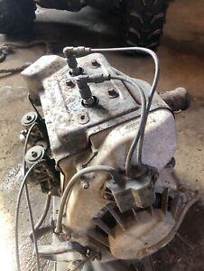 Polaris Indy 500 engine