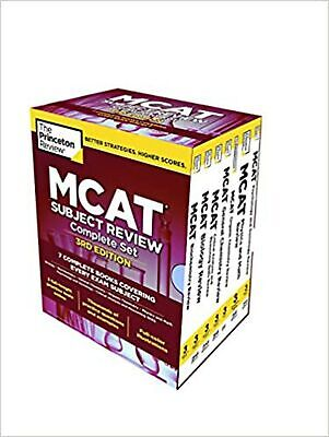 The Princeton Review MCAT Subject Review Complete Box Set, 3rd Edition: 7
