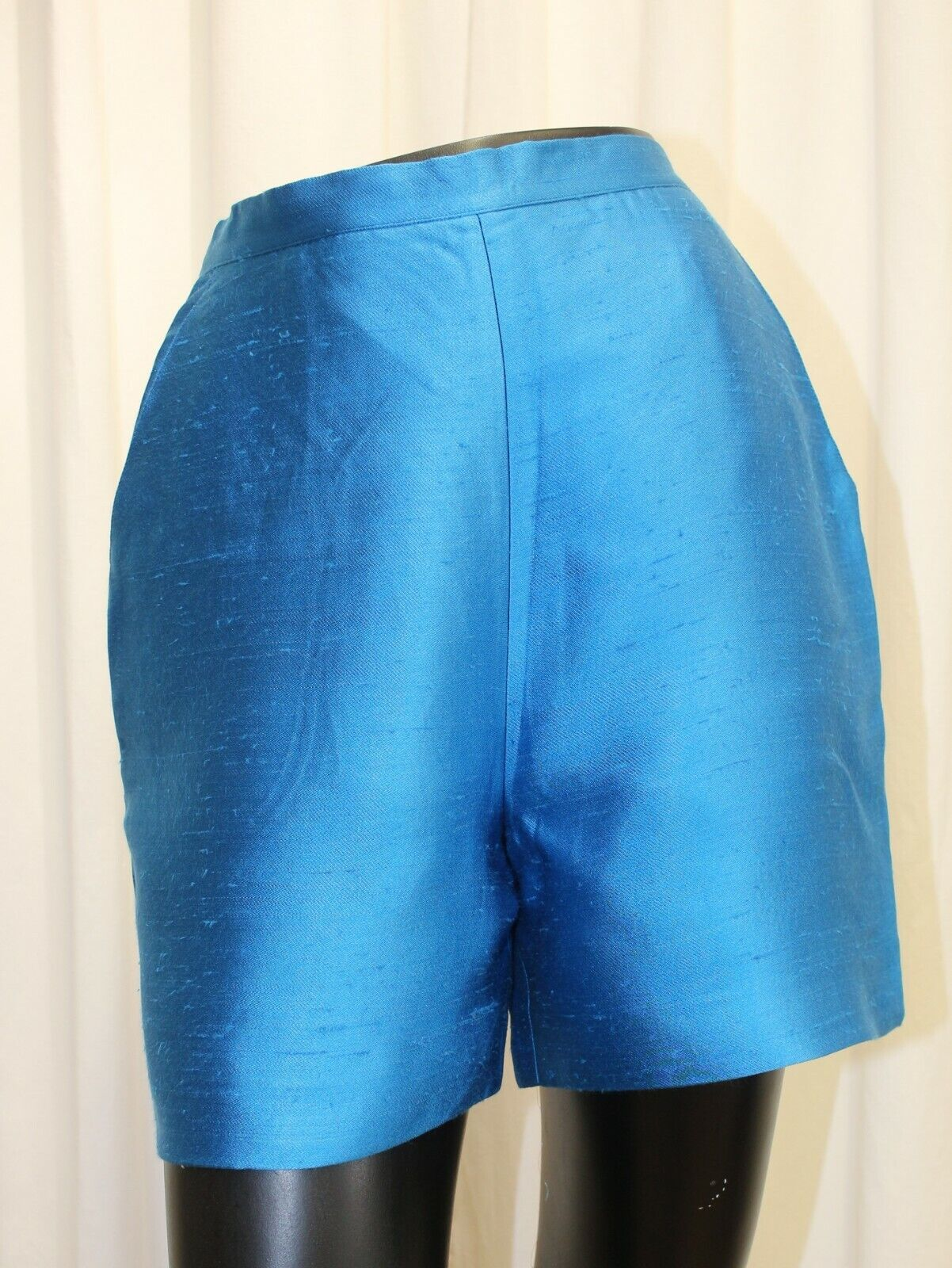 Short taille haute gianfranco ferre neuf vintage  bleu taille 38 made in italy