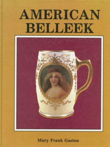 American Belleek Porcelain - Lenox Knowles Taylor American Art Cook Etc. / Book