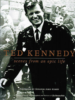 Ted Kennedy  Scenes From An Epic Life   The Boston Globe  New Stunning Photos