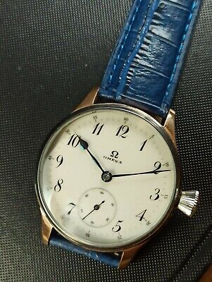 Antique Omega - Marriage - Cal.18 SPB - Wristwatch