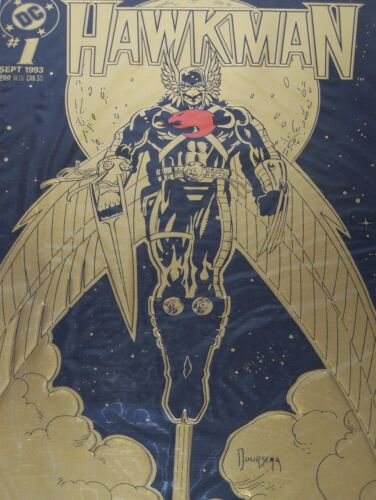 Hawkman #1 (Sep 1993, DC) Issues 1 - 9 Annual 1 (1986) Issues 1 -17 + ICG Index