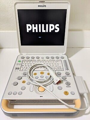 Philips Cx50 W 1- S5-1 Probe Rev 3 Portable Ultrasound