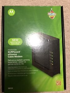 Motorola surfboard extreme cable modem docs is 3.0