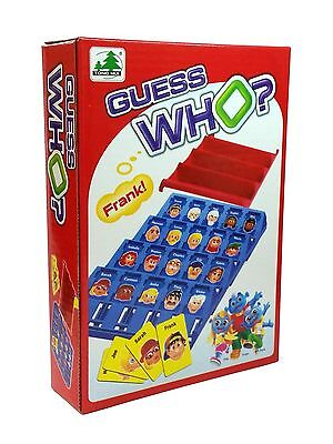 Party Family Board Game Guess Who The Mystery Face Game For Kids  For 2  Player