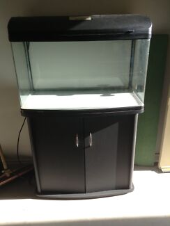 Fish tank and stand Greenacres Port Adelaide Area Preview