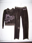 Juicy Couture Womens Sweatsuit