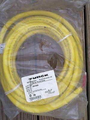 Turck Mini Fast Cable, Wkm 55-6m/s600 (u5186-1)