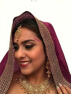 Indian Makeup & Hair by NDN Beauty