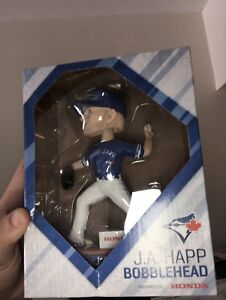 Toronto Blue Jays J.A Happ bobble head. Baseball collectable
