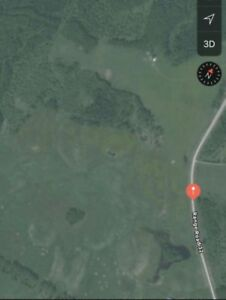 RECREATIONAL ZONED 26.5 ACRE FOR SALE.