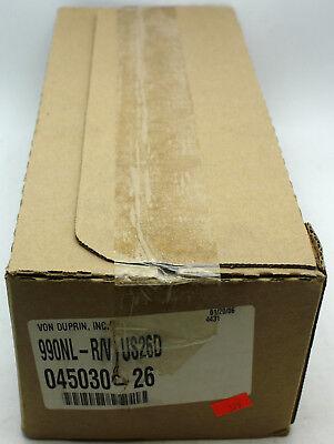 Sealed In Box Von Duprin 045030-26 990nl-rv Us26d