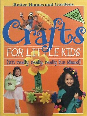 Crafts For Little Kids (101 Really Fun Ideas!) Kid Tested Better Home & Gardens  - Crafts For Little Kids