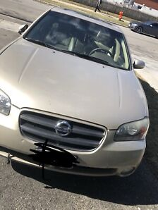 2002 Nissan Maxima GLE for sale