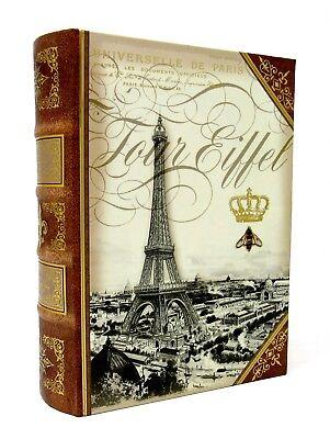 Punch Studio Mini Nesting Book Box Tour Eiffel Paris 47249 Large Travel