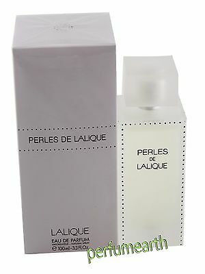 Perles De Lalique  3.3 / 3.4 oz Eau De Parfum Spray for Women New In Box