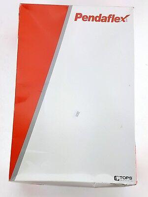 Pendaflex Reinforced File Folders 13 Cut Legal Size Manila 100 Count Box