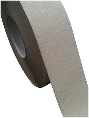 Anti Slip Tape - Transparent Self Adhesive 2 X 3 Yards Grip Tape