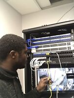 Data and security systems technician