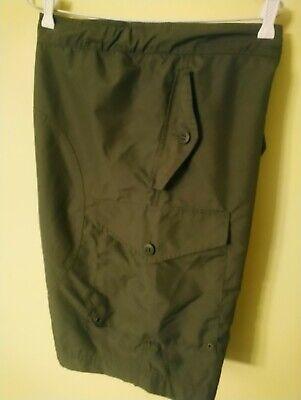 Puma khaki Cargo Sports Bushman Trail Shorts Sz L Nylon Poly Mix  Noice!
