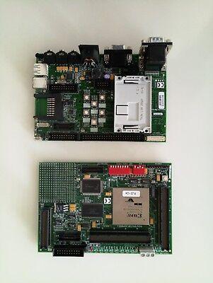 Arm Integratorlm-xcv600e Logic Module Amd Integratorim-pd1