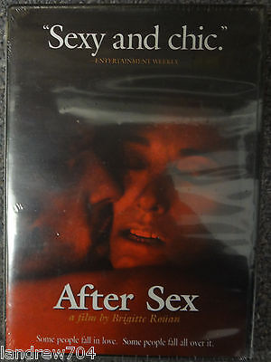 After Sex DVD NEW New Yorker Video In French w/ Subtitles