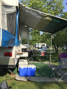 Tent Trailer Very Clean (Price Reduced )