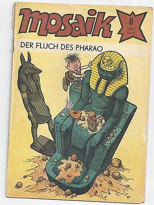 Mosaik Nr. 8 (August) 1983