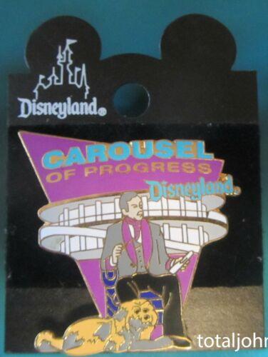 DISNEY DLR  1998 Attraction Series - Carousel of Progress Pin