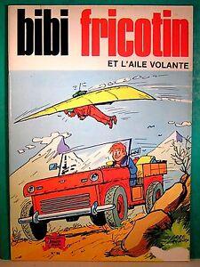 Album bd broch bibi fricotin n 96 et l 39 aile volante for Fenetre volante