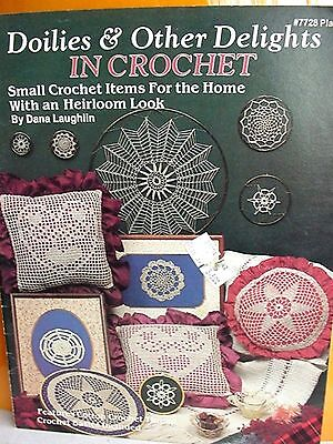 Винтажные Doilies & Other Delights in