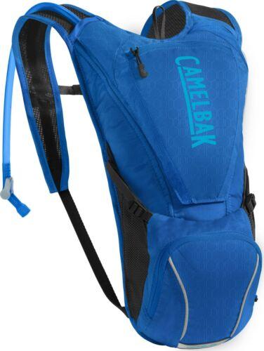 CamelBak Rogue 85 OZ/2.5L Bike MTB Hydration Backpack Lapis Blue/Atomic Blue NEW